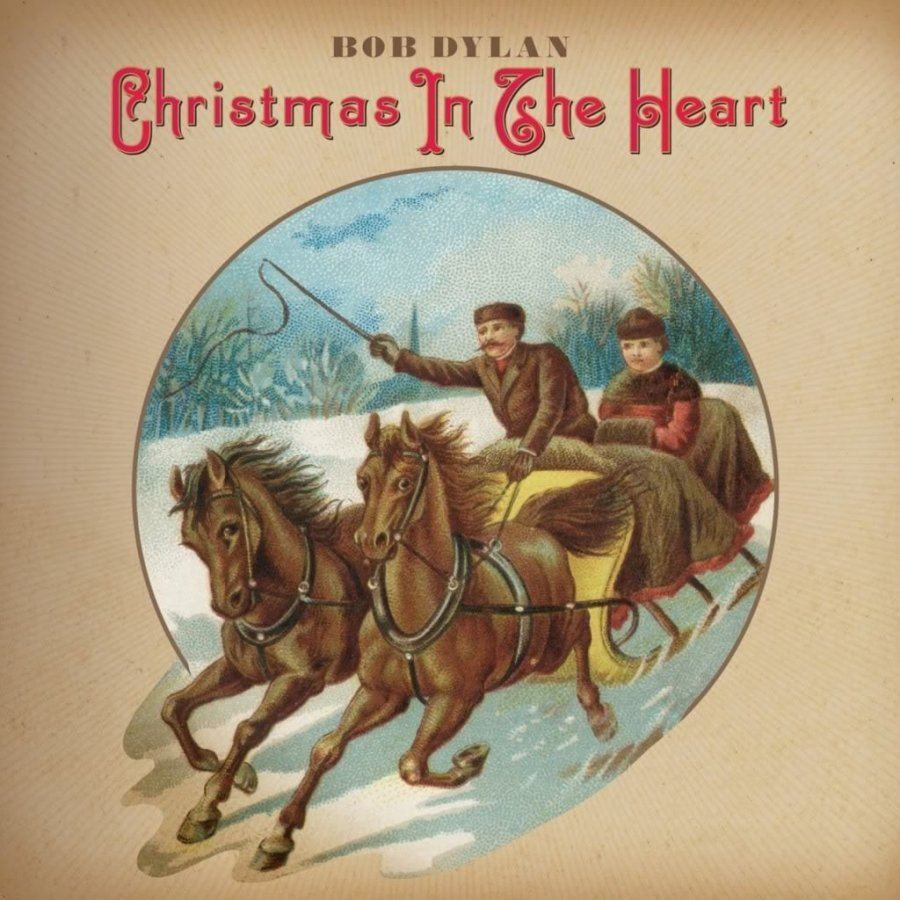 Виниловая пластинка Dylan, Bob, Christmas In The Heart (LP, CD)