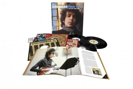 Купить Виниловая пластинка Dylan, Bob, The Best Of The Cutting Edge 1965–1966 (3LP, 2CD, Box Set)