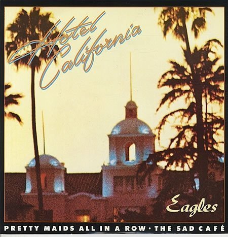 Виниловая пластинка Eagles, Hotel California eagles hotel california cd