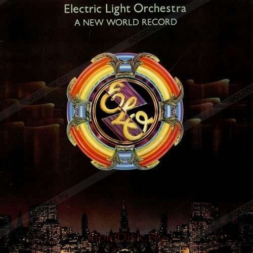 Виниловая пластинка Electric Light Orchestra, A New World Record (2016 Black Vinyl Version) electric light orchestra electric light orchestra eldorado