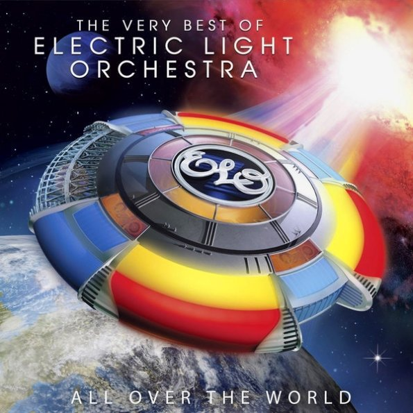цена на Виниловая пластинка Electric Light Orchestra, All Over The World - The Very Best Of