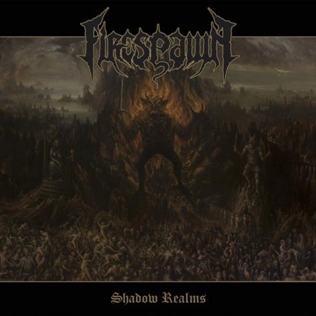 Виниловая Пластинка Firespawn Shadow Realms firespawn shadow realms lp cd lp cd