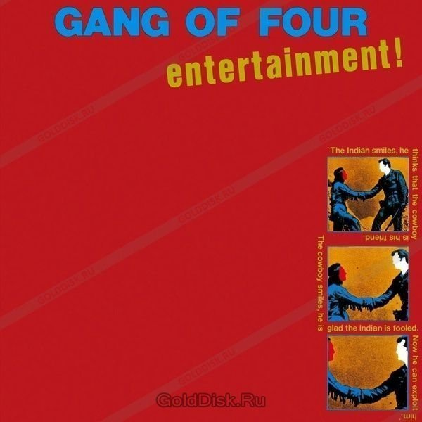 Виниловая пластинка Gang Of Four, Entertainment gang of youths adelaide