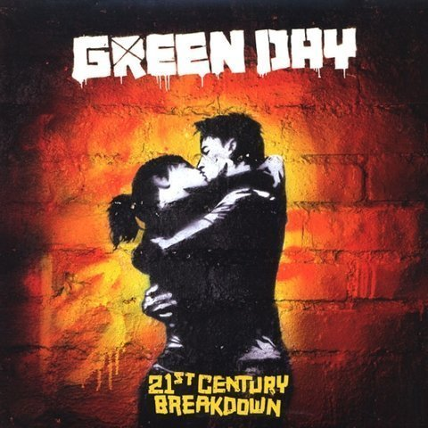 Виниловая пластинка Green Day, 21St Century Breakdown футболка wearcraft premium printio green day 21st century breakdown