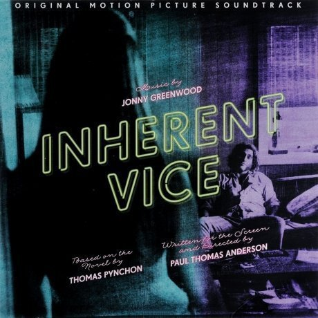Виниловая Пластинка Greenwood, Jonny Inherent Vice (Ost) inherent vice