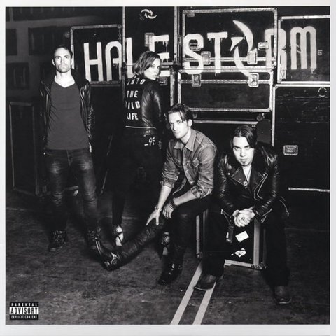 Виниловая пластинка Halestorm, Into The Wild Life (2LP, CD) halestorm glasgow
