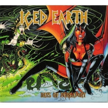 Виниловая Пластинка Iced Earth Days Of Purgatory (Re-Issue 2016) de hussey international review of strategic management 1990 – special issue