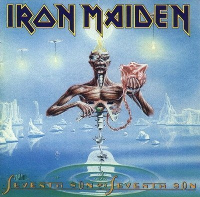Виниловая Пластинка Iron Maiden Seventh Son Of A Seventh Son son of a witch