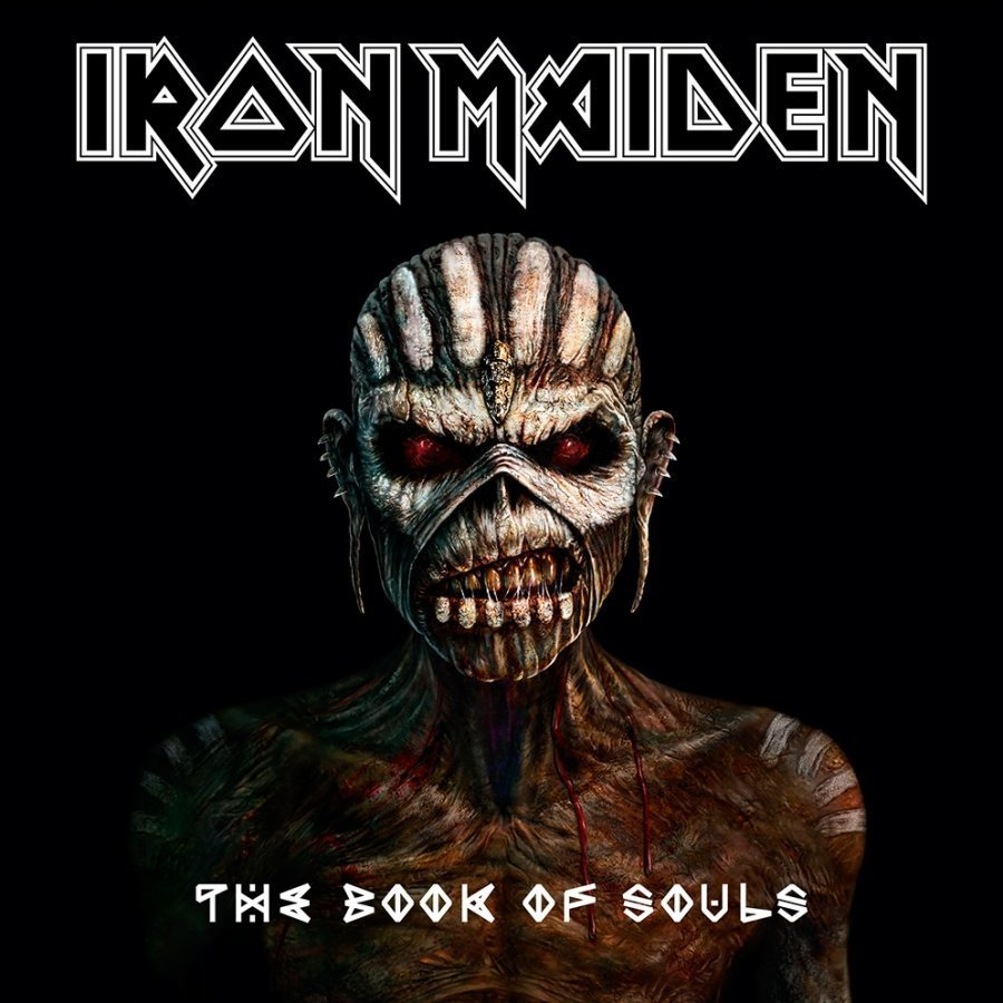 Виниловая пластинка Iron Maiden, The Book Of Souls cd iron maiden a matter of life and death