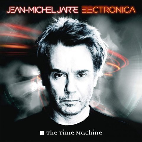 Виниловая пластинка Jarre, Jean-Michel, Electronica 1: The Time Machine