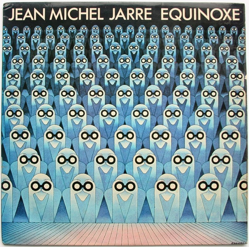 Виниловая пластинка Jarre, Jean-Michel, Equinoxe (Remastered)