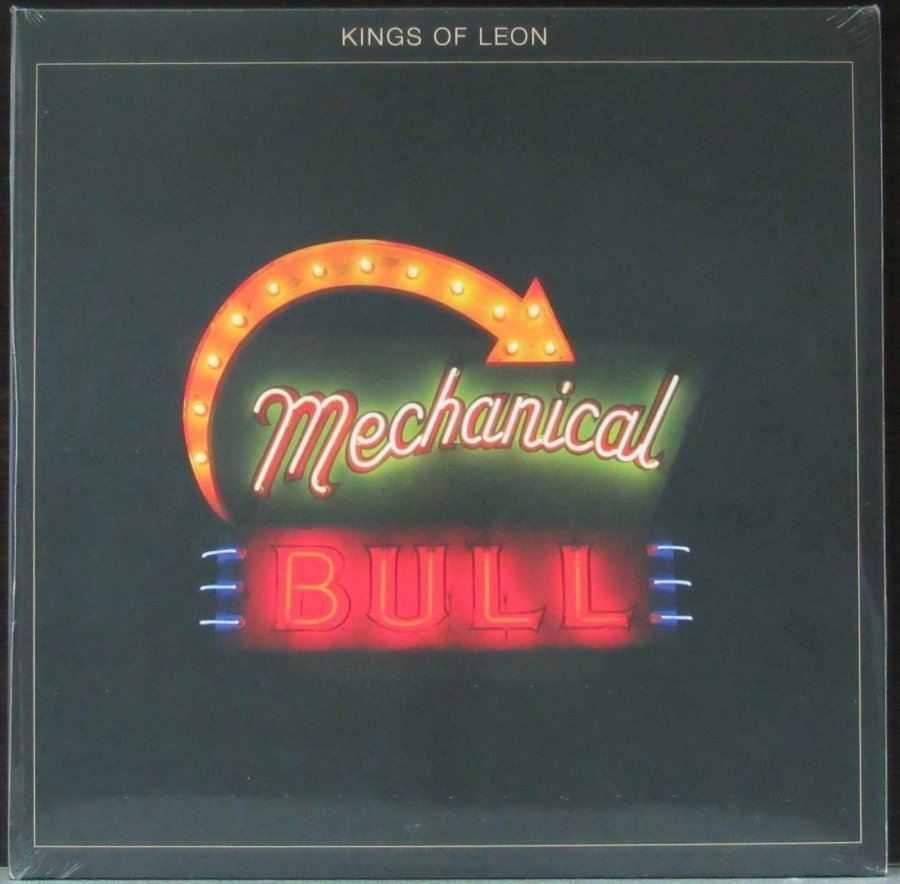 Виниловая пластинка Kings Of Leon, Mechanical Bull kings of leon kings of leon come around sundown 2 lp