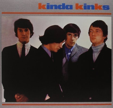цена на Виниловая пластинка Kinks, The, Kinda Kinks