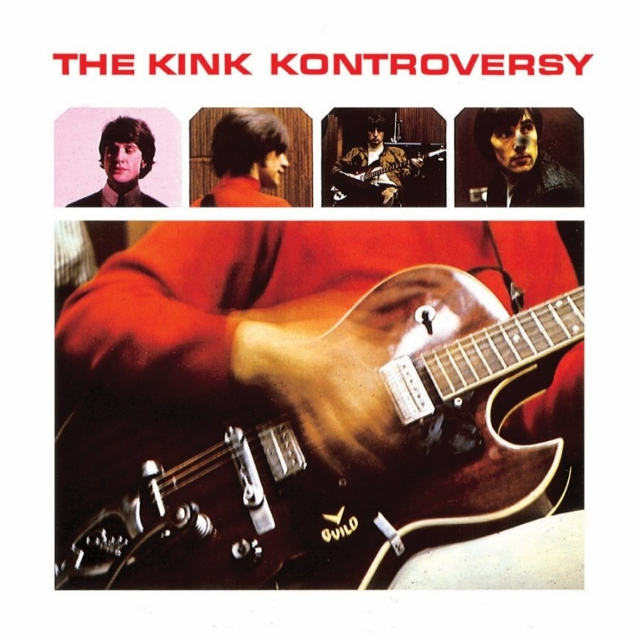 Виниловая пластинка Kinks, The, The Kink Kontroversy the kinks the kinks arthur 2 lp