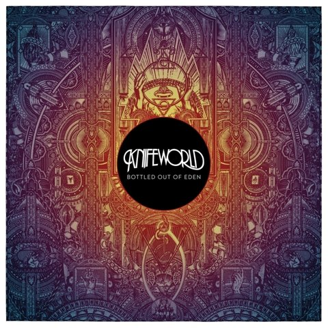 Виниловая пластинка Knifeworld, Bottled Out Of Eden (2LP, CD) виниловая пластинка pain of salvation one hour by the concrete lake 2lp cd