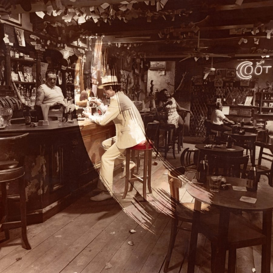 Виниловая пластинка Led Zeppelin, In Through The Out Door (Deluxe , Remastered) led zeppelin – how the west was won 4 lp