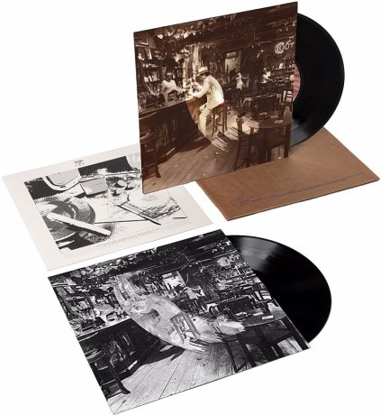 Виниловая Пластинка Led Zeppelin In Through The Out Door (deluxe edition/remastered/180 gram) виниловая пластинка led zeppelin led zeppelin iv deluxe edition remastered 180 gram