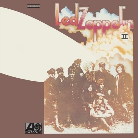 Виниловая Пластинка Led Zeppelin Led Zeppelin II (super deluxe edition box set) led zeppelin lll deluxe edition виниловая пластинка