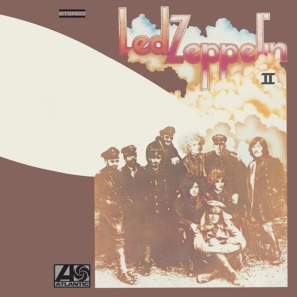 Виниловая пластинка Led Zeppelin, Led Zeppelin Ii (Remastered) цена