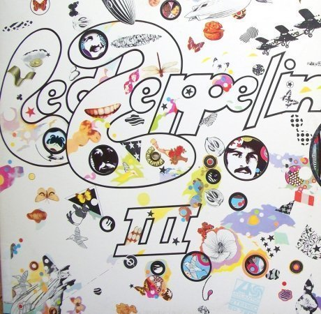 Виниловая Пластинка Led Zeppelin Led Zeppelin III (deluxe edition/remastered) led zeppelin lll deluxe edition виниловая пластинка