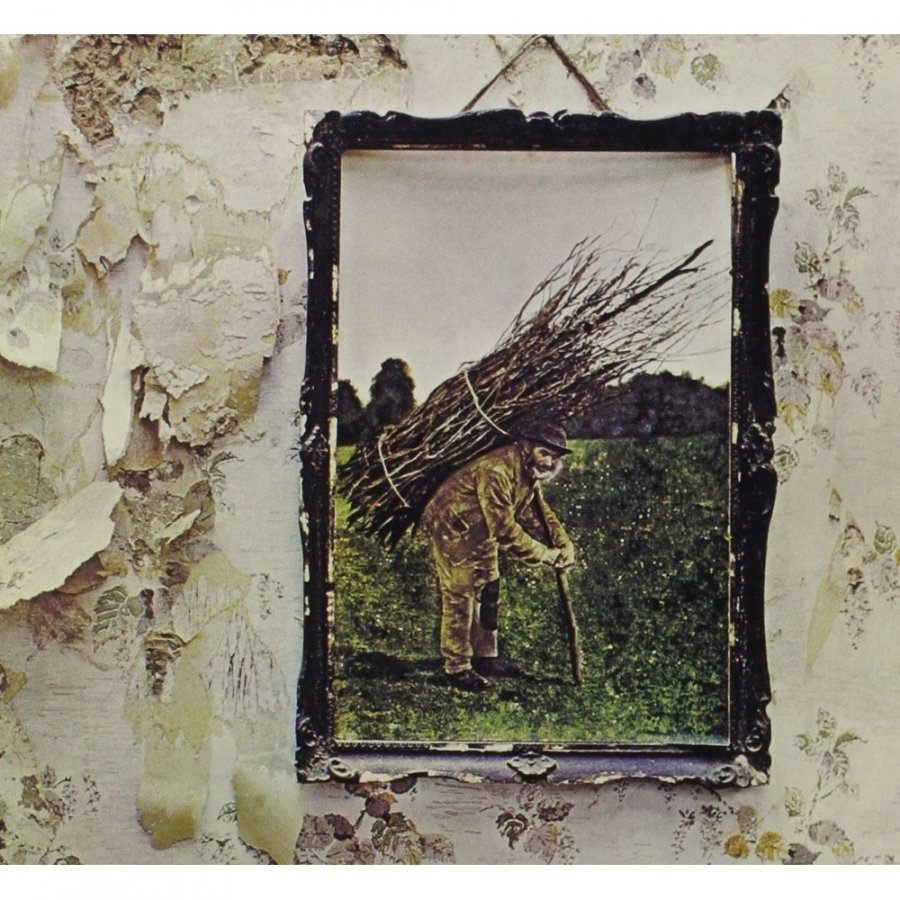 Виниловая пластинка Led Zeppelin, Led Zeppelin Iv (2LP, 2CD, Deluxe Box Set, Remastered)