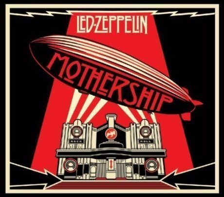 Виниловая Пластинка Led Zeppelin Mothership: The Very Best Of Led Zeppelin rock legends playing the songs of led zeppelin виниловая пластинка