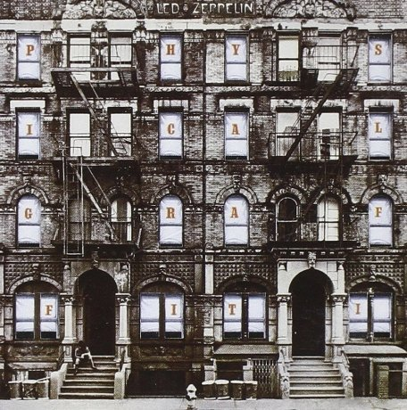 Виниловая Пластинка Led Zeppelin Physical Graffiti (Super deluxe edition box set)