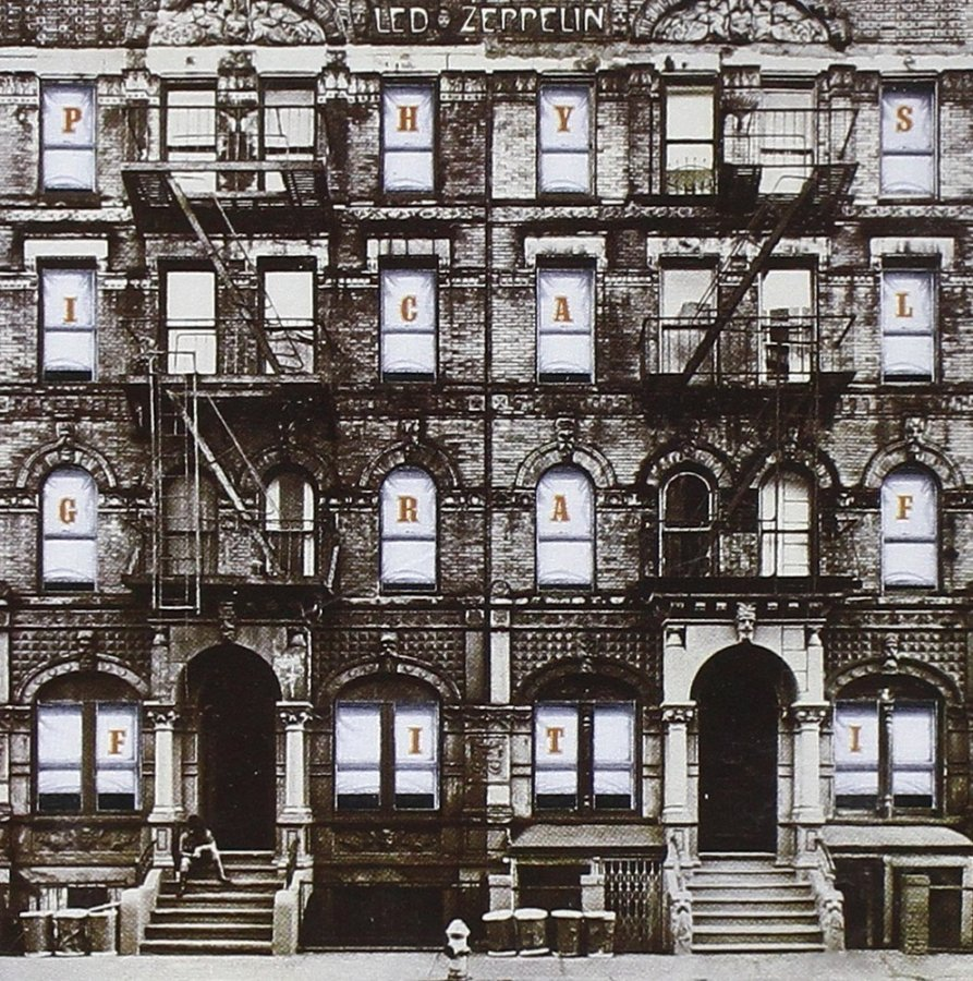 Виниловая пластинка Led Zeppelin, Physical Graffiti (Remastered) цена