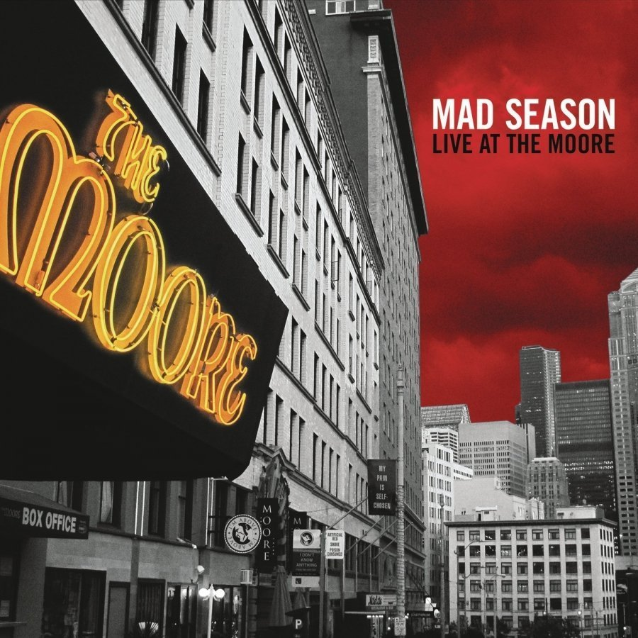 Виниловая пластинка Mad Season, Live At The Moore виниловая пластинка new york rock and soul revue the live at the beacon limited