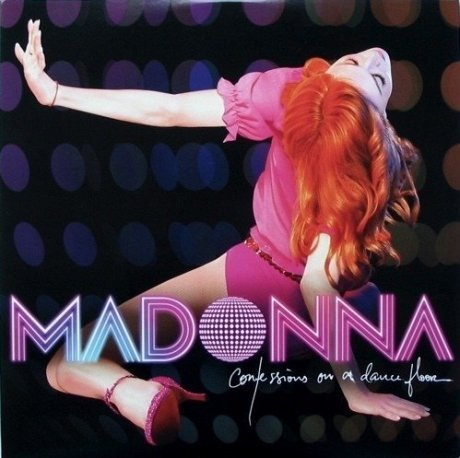 Виниловая Пластинка Madonna Confessions On A Dance Floor madonna the confessions tour