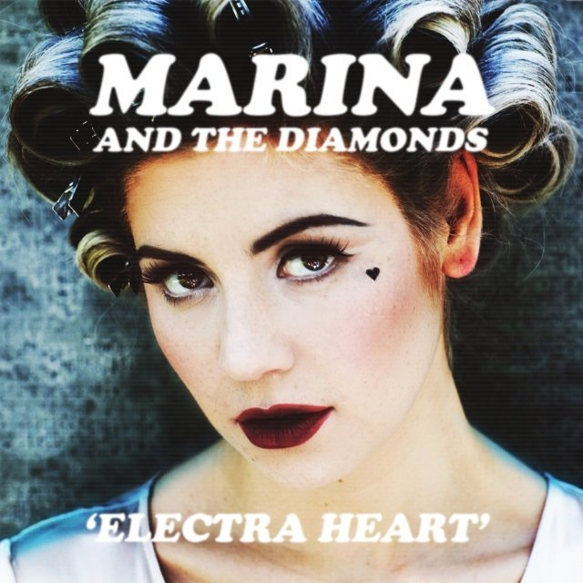 Виниловая пластинка Marina and The Diamonds, Electra Heart виниловая пластинка hedwig and the angry inch hedwig and the angry inch broadway cast recording