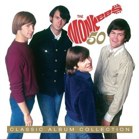 Виниловая пластинка Monkees, The, Classic Album Collection (Box Set Remastered) виниловая пластинка monkees cereal box singles box set