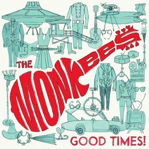 Виниловая пластинка Monkees, The, Good Times! jd mcpherson jd mcpherson let the good times roll