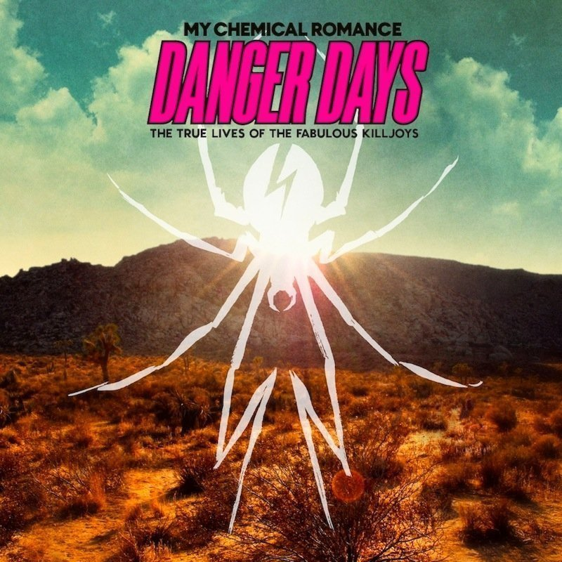 Виниловая пластинка My Chemical Romance, Danger Days: The True Lives Of The Fabulous Killjoys виниловая пластинка cliff richard just fabulous rock n roll