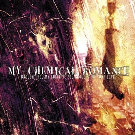 Виниловая Пластинка My Chemical Romance I Brought You My Bullets, You Brought Me Your Love виниловая пластинка my chemical romance i brought you my bullets you brought me your love 1 lp
