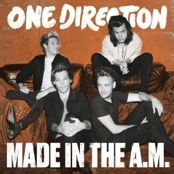 Виниловая Пластинка One Direction Made In The A.M. one direction one direction made in the a m 2 lp