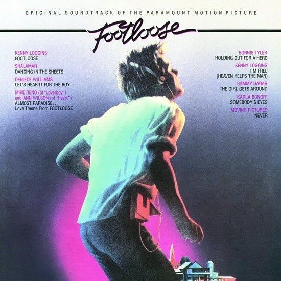 Виниловая пластинка OST, Footloose ost front ost front ave maria