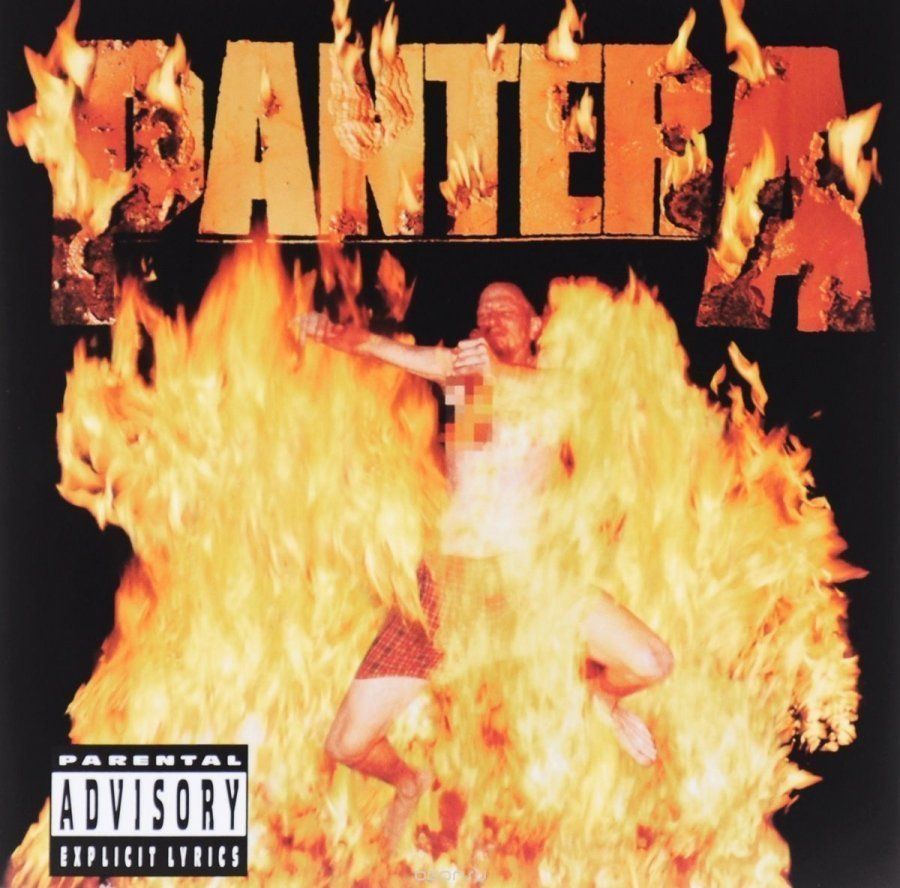 Виниловая пластинка Pantera, Reinventing The Steel pantera pantera the great southern outtakes