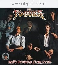 Виниловая Пластинка Pogues, The Red Roses For Me