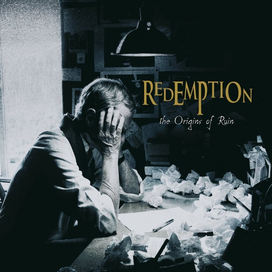 Виниловая пластинка Redemption, The Origins Of Ruin (2LP, CD) виниловая пластинка pain of salvation one hour by the concrete lake 2lp cd