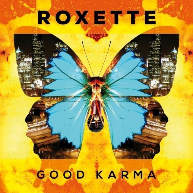 Виниловая пластинка Roxette, Good Karma (Orange Translucent Vinyl) roxette roxette a collection of roxette hits their 20 greatest songs
