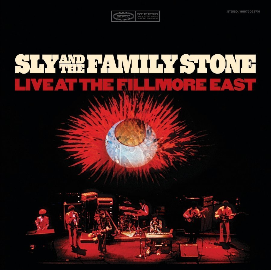 цена на Виниловая пластинка Sly and The Family Stone, Live At The Fillmore