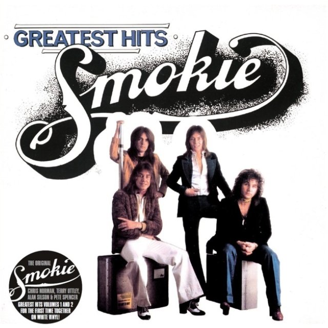 Виниловая пластинка Smokie, Greatest Hits smokie smokie pass it around