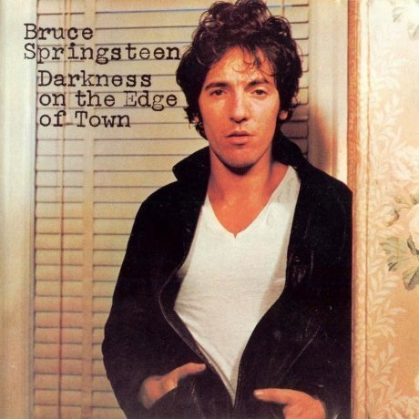 Виниловая Пластинка Springsteen, Bruce Darkness On The Edge Of Town  feehan christine edge of darkness