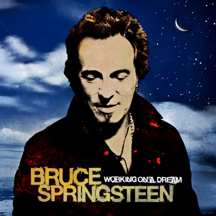 bruce springsteen bruce springsteen working on a dream 2 lp Виниловая пластинка Springsteen, Bruce, Working On A Dream
