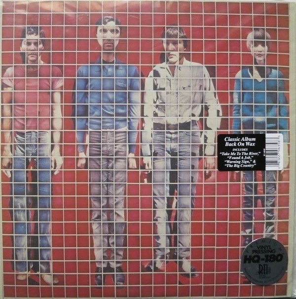 Виниловая пластинка Talking Heads, More Songs About Buildings and Food more about paddington