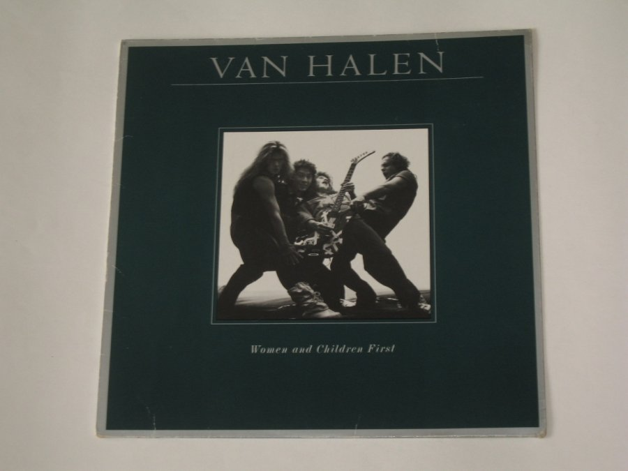 Виниловая пластинка Van Halen, Women and Children First (Remastered)