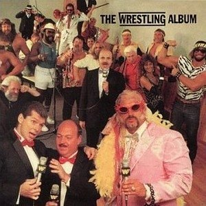 Виниловая Пластинка Various Artists The Wrestling Album / Piledriver (30Th Anniversary) various artists various artists mamma roma addio