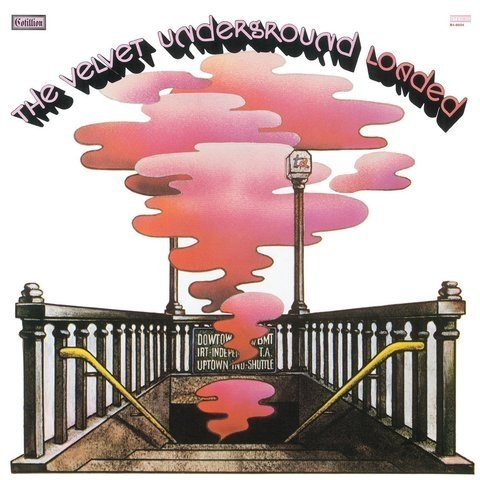 Виниловая пластинка Velvet Underground, The, Loaded (Gold Vinyl) цена