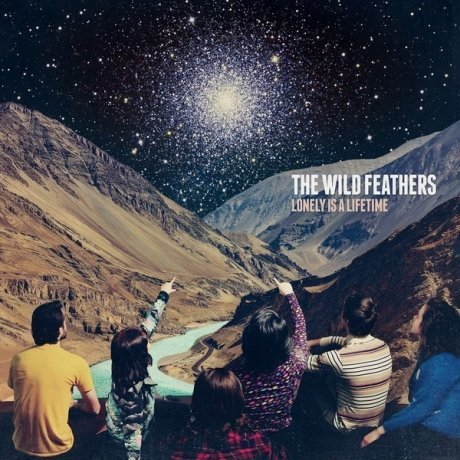 Виниловая Пластинка Wild Feathers, The Lonely Is A Lifetime виниловая пластинка the wild feathers lonely is a lifetime 1 lp